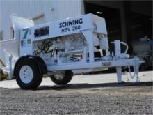 2005 SCHWING HBV260 Concrete pu