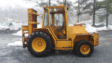 SELLICK 2WD Diesel RT Forklifts