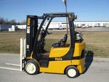 2006 Yale GLC050VX Forklifts