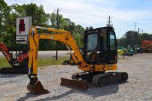 2007 JCB 8035 ZTS Mini excavato