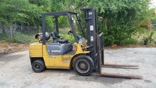 CATERPILLAR GP35 Forklifts