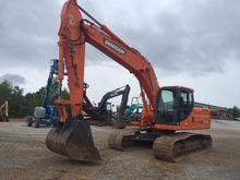 2012 DOOSAN DX225 LC Excavators