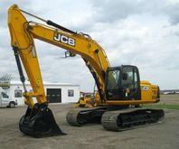 New 2014 Jcb JS220 E