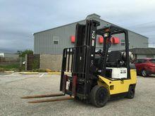 1995 Tcm FGC25T7T Forklifts