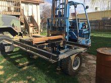 1991 Princeton D4500 Forklifts