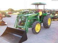 2013 JOHN DEERE 5075E Tractors