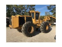 2009 TIGERCAT 720E Feller bunch