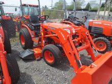 2014 KUBOTA B2620 Tractors