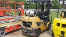 Caterpillar C6000 Forklifts