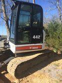 BOBCAT 442 Excavators