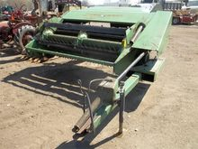 JOHN DEERE 1217 Hay equipment