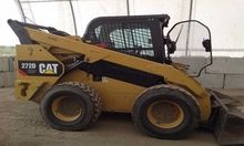 2014 CATERPILLAR 272DXHP Skid s