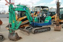 2008 IHI 35N2 Mini excavators