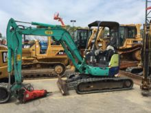 2008 IHI 35VX2 Mini excavators
