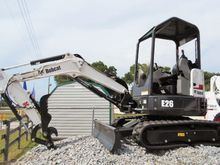 New BOBCAT E26 Mini