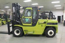 2016 Clark C80D Forklifts