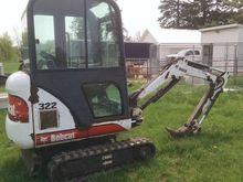 2002 Bobcat 322MX Excavators