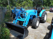 New LS TRACTOR XR404