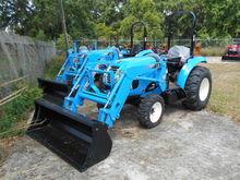 New LS TRACTOR XR313