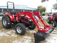 New MAHINDRA 3550 PS