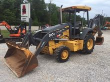 2007 DEERE 310J Backhoe loader