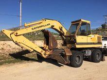 1985 CATERPILLAR 206 Excavators