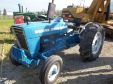 1967 FORD 3000 Compact tractors
