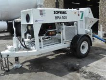 Used 2007 SCHWING BP