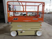 2002 JLG 2646E2 Scissor lifts