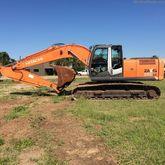Hitachi ZX200LC Excavators
