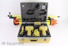 TOPCON Dual GR-3 Receiver Kit w