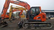 2015 Doosan DX140LCR-5 Excavato