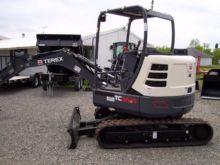 2016 TEREX TC35-R Excavators