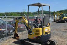 2014 YANMAR VIO17PR Excavators