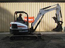 2014 BOBCAT E24 Excavators