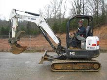 2015 BOBCAT E42 Excavators