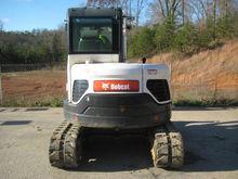 2012 BOBCAT E60 Excavators