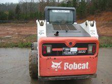 2011 BOBCAT S630iT4 Skid steers
