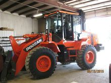 2014 Doosan DL200-3 Wheel loade