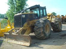 2001 CATERPILLAR 545 Skidder