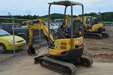 2014 YANMAR VIO17 Excavators