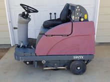 2005 POWERBOSS Apex 49 Sweeper