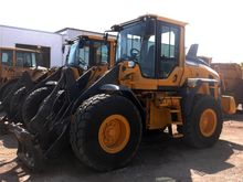2015 VOLVO L60H Loaders