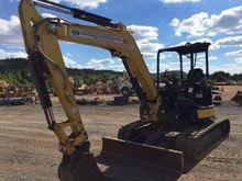 2014 YANMAR VIO55-6A Mini excav