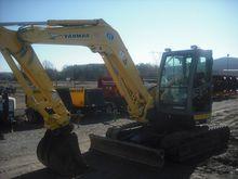 2011 YANMAR VIO80 Excavators
