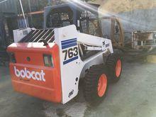 2002 BOBCAT 763 Skid steers