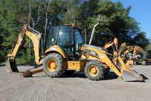 2006 CATERPILLAR 420E Backhoe l