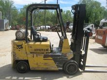 Used 1986 Hyster S50