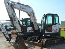 2012 Bobcat E80 Excavators