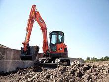 2015 Doosan DX85R-3 Excavators